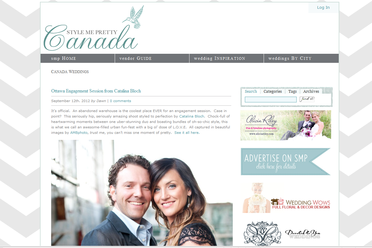 AMBphoto Ottawa and International wedding photography by Anne-Marie Bouchard styled by Catalina Bloch