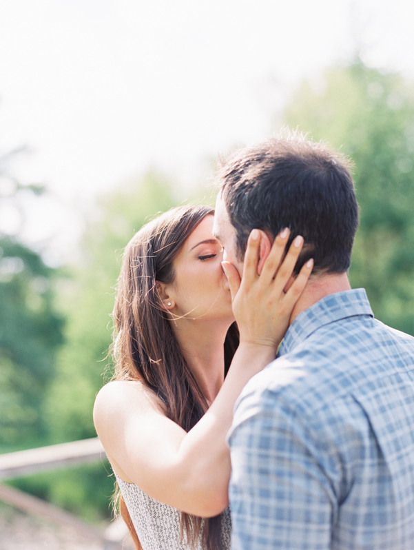 The Arboretum Ottawa Ontario Engagement Session by AMBphoto